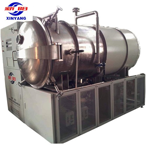 Small Freeze Dryer with 70kg Capacity