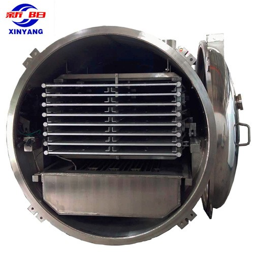 Small Freeze Dryer with 140kg Capacity