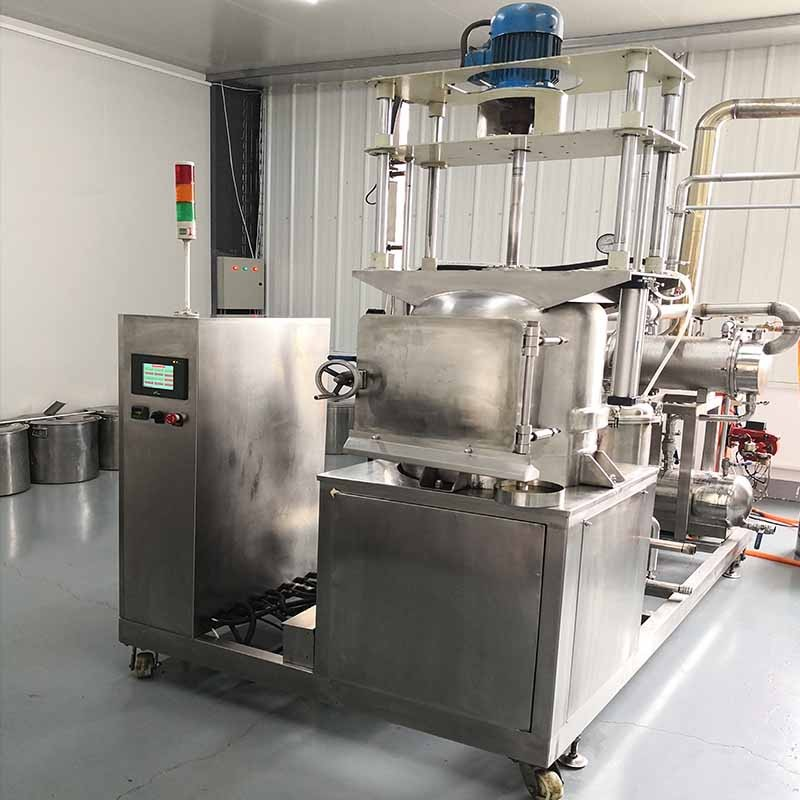 Lab scale vacuum fryer for snacks VF10TS Manufacturers, Lab scale vacuum fryer for snacks VF10TS Factory, Supply Lab scale vacuum fryer for snacks VF10TS