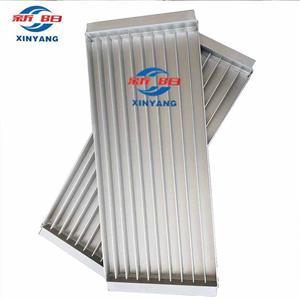 Customized aluminum ribbed Trays