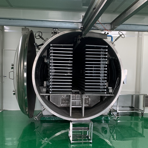 Xinyang large vacuum freeze dryers plant for pet foods