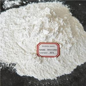 Barium Sulfate Used For Raw Material For Other Barium Salts