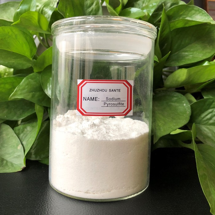 Sodium Metabisulphite Sodium Pyrosulphite Na2SO5 97% Used for Auxiliary Agents