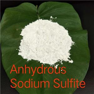 Anhydrous Sodium Sulfite Used For Reducing Agent