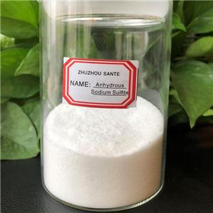 96% Industry Grade Anhydrous Sodium Sulfite Used For Inhibitor
