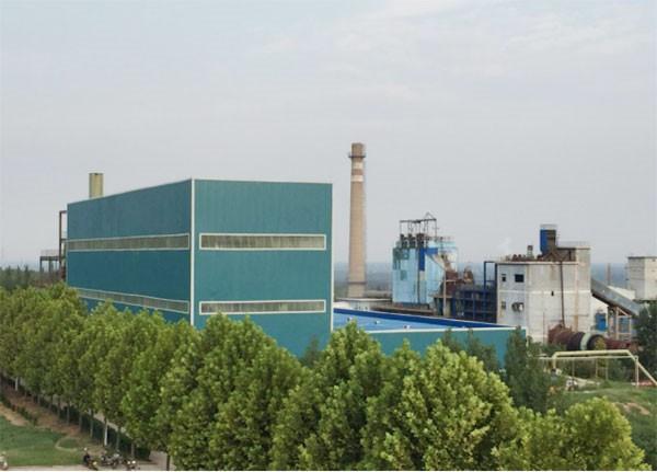 Yuguang Zinc Volatile Kiln Desulfurization Panorama
