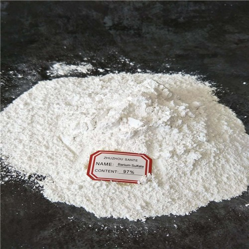 China High Quality Barium Sulfate Used For