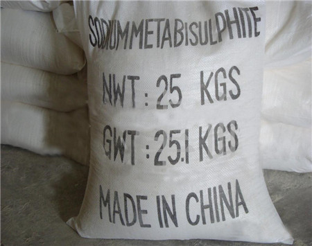 sodium metabisulphite suppliers