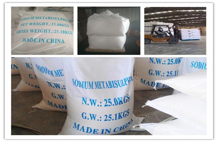sodium metabisulfite sanitizer