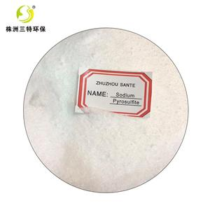 high-quality 97% min industry grade sodium metabisulphite mordants bleaching agents