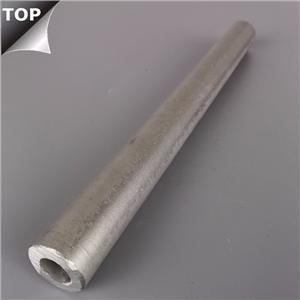 Thermocouple protection tube for steel solution temperature measurement