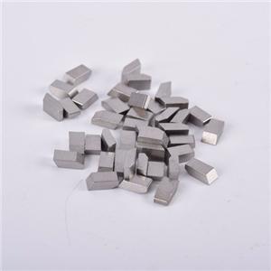 Cobalt Chrome Alloy Stellite 12 Saw Tips