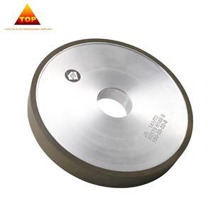 Glass Grinding diamond round pencil edge PE glass edging wheel diamond profile wheel