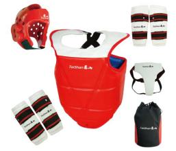 Taekwondo Protective Six Sets .png