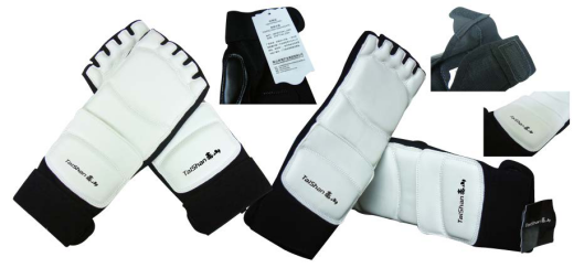 Taekwondo Competition Foot Cover.png