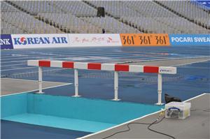 Water Jump Barrier Manufacturers, Water Jump Barrier Factory, Supply Water Jump Barrier