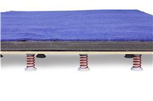 Artistic Gymnastic Floor Manufacturers, Artistic Gymnastic Floor Factory, Supply Artistic Gymnastic Floor