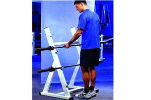 Barbell Pole Rack