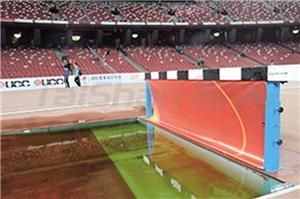 Water Jump Barrier