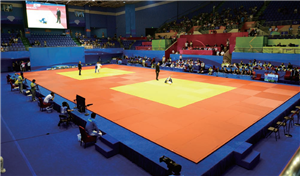 Judo High Platform