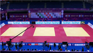 Judo Mat (competition type)