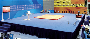 Weightlifting Stage