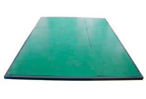 Weightlifting Platform for Training