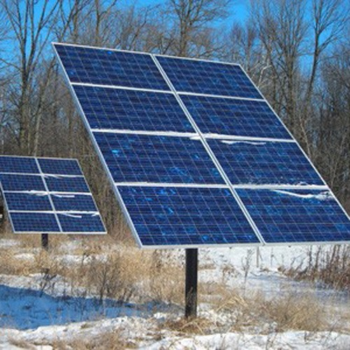 Pole Solar Ground Mount