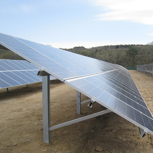 Solar Ground Racking