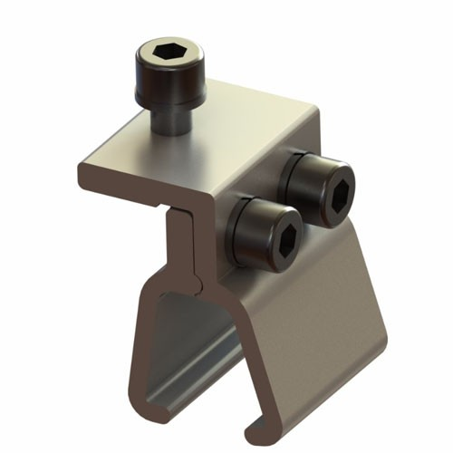 Solar Racking Stanidng Seam Roof Clamps
