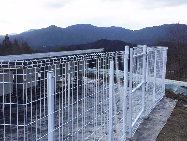 Solar Screw Fencing Type I and II