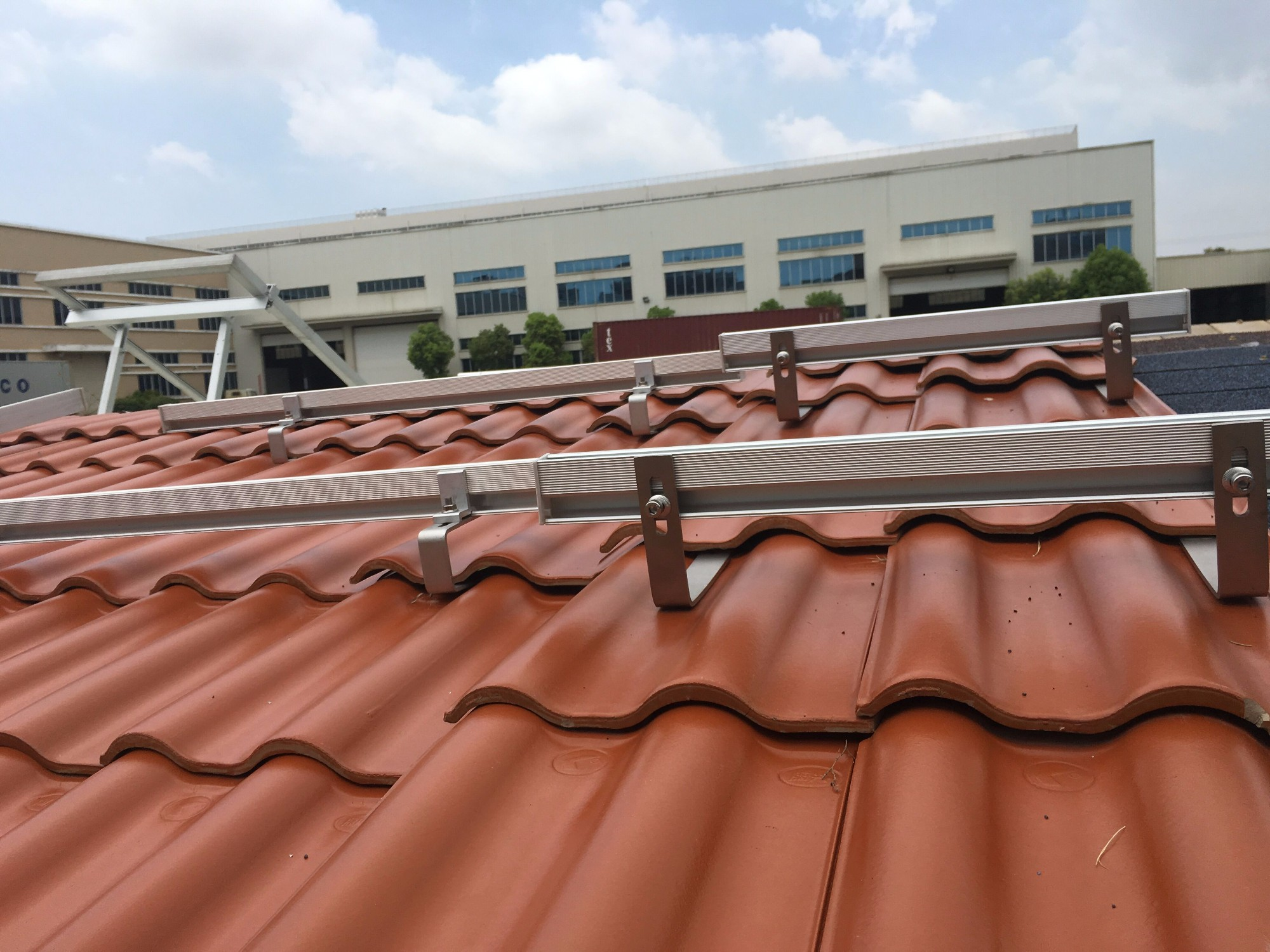 Solar Mounting Roman Tile Roof Hook