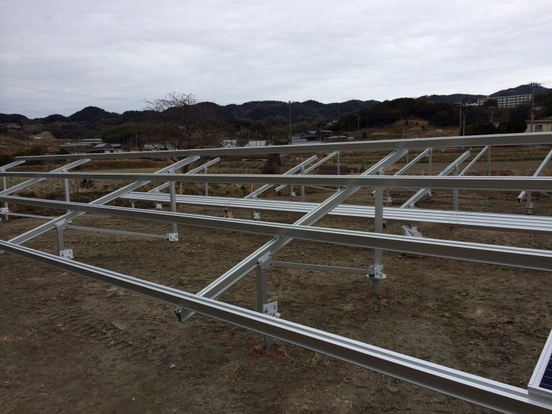 Solar Ground Mount System