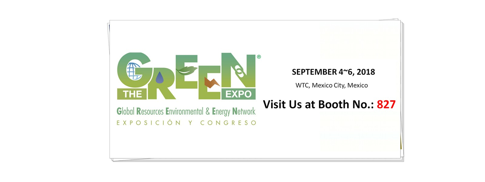 The Green Expo Mexico 2018