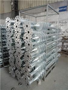 Helical Piers Ground Screw Pile