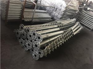 High quality China Galvanized Ground Screw for Solar Mounting Structure Quotes,China China Galvanized Ground Screw for Solar Mounting Structure Factory,China Galvanized Ground Screw for Solar Mounting Structure Purchasing