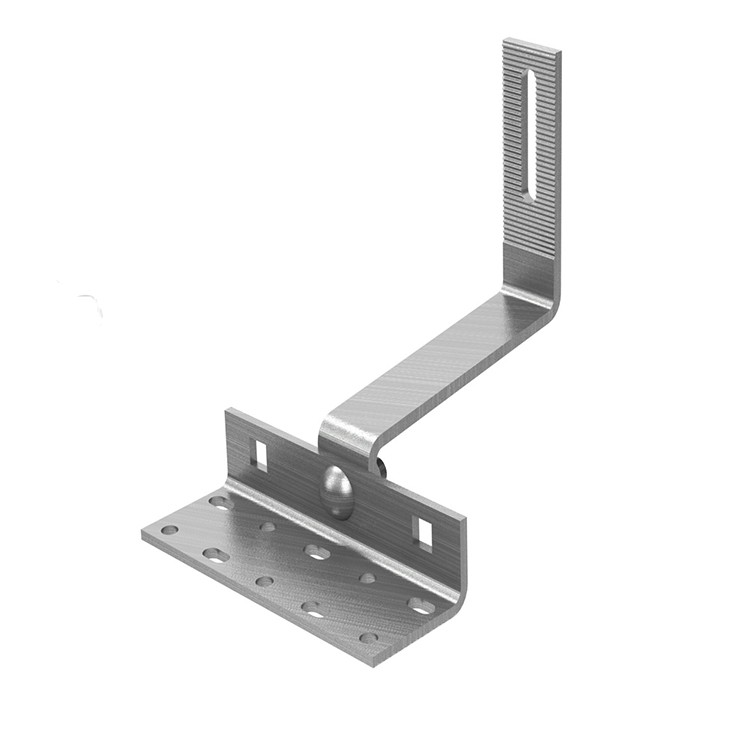 Solar Mounting Racking Adjustable Tile Roof Hook