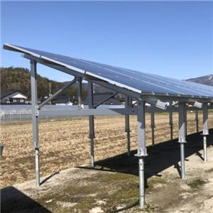 High quality Aluminum Solar Ground Racking with Screw Pile Foundation Quotes,China Aluminum Solar Ground Racking with Screw Pile Foundation Factory,Aluminum Solar Ground Racking with Screw Pile Foundation Purchasing