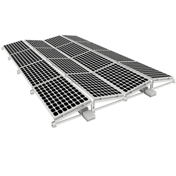 High quality East West Ballasted Flat Roof Racking System Quotes,China East West Ballasted Flat Roof Racking System Factory,East West Ballasted Flat Roof Racking System Purchasing