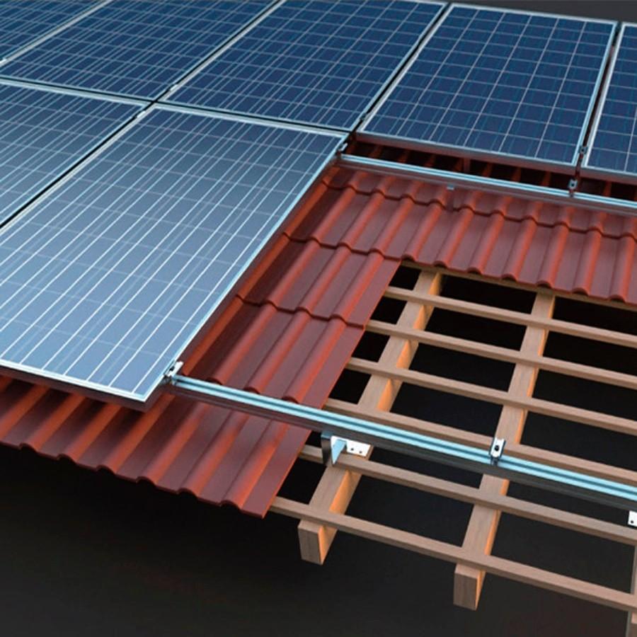 Solar Roof Hook Installation Process
