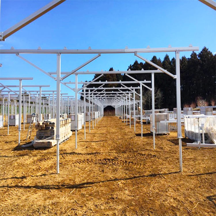 Solar Farm Ground Mount System Manufacturers, Solar Farm Ground Mount System Factory, Supply Solar Farm Ground Mount System