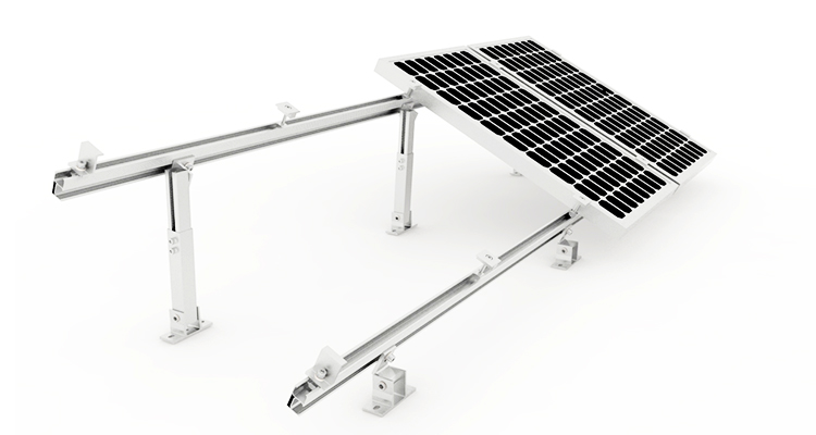 Pitched Roof Solar Racking