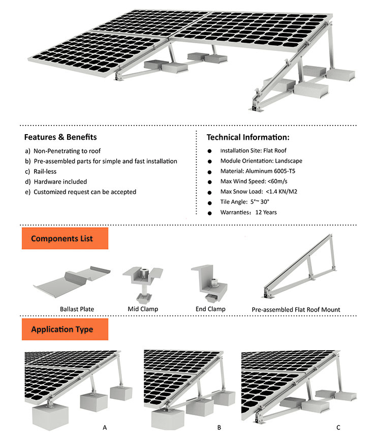 Solar Roof Structure