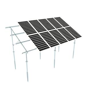 Galvanized Steel Solar Ground Mount