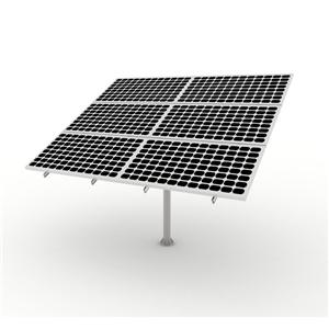 Pole Solar Ground Mounting System