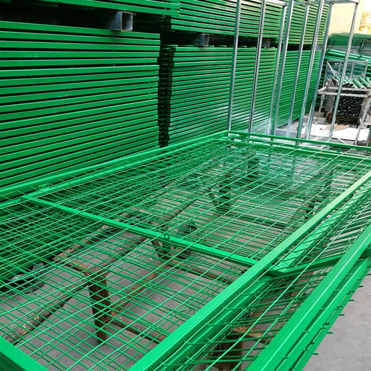 Fence Panels PVC Coated Wire Mesh Field Galvanized Bend Fence Mesh