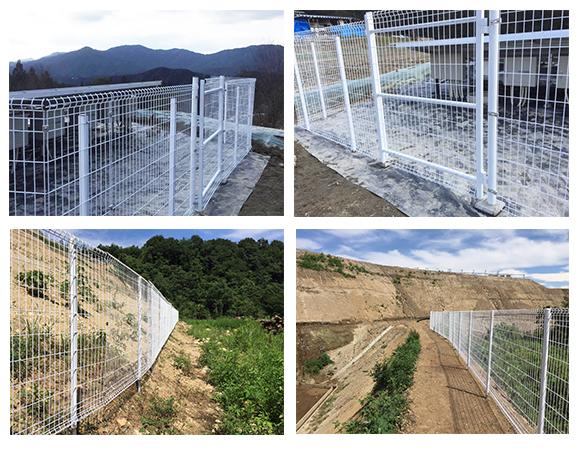 Solar Fence Panels