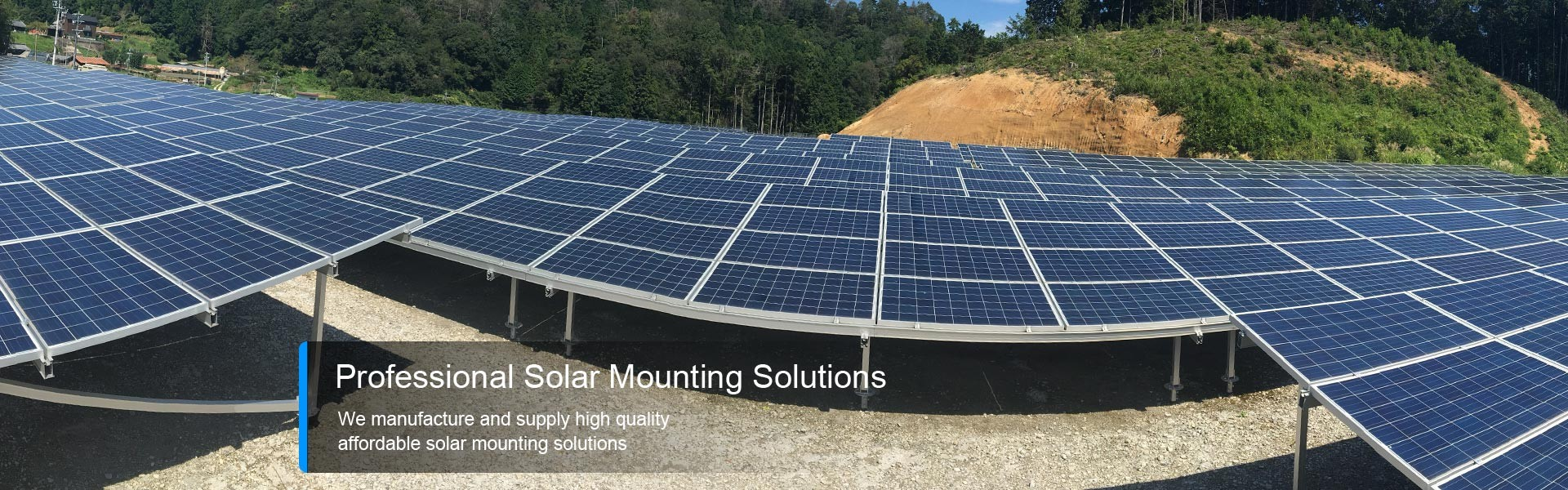 professional Solar Mounting Solutions