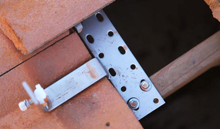 Solar Racking Stainless Steel Hook