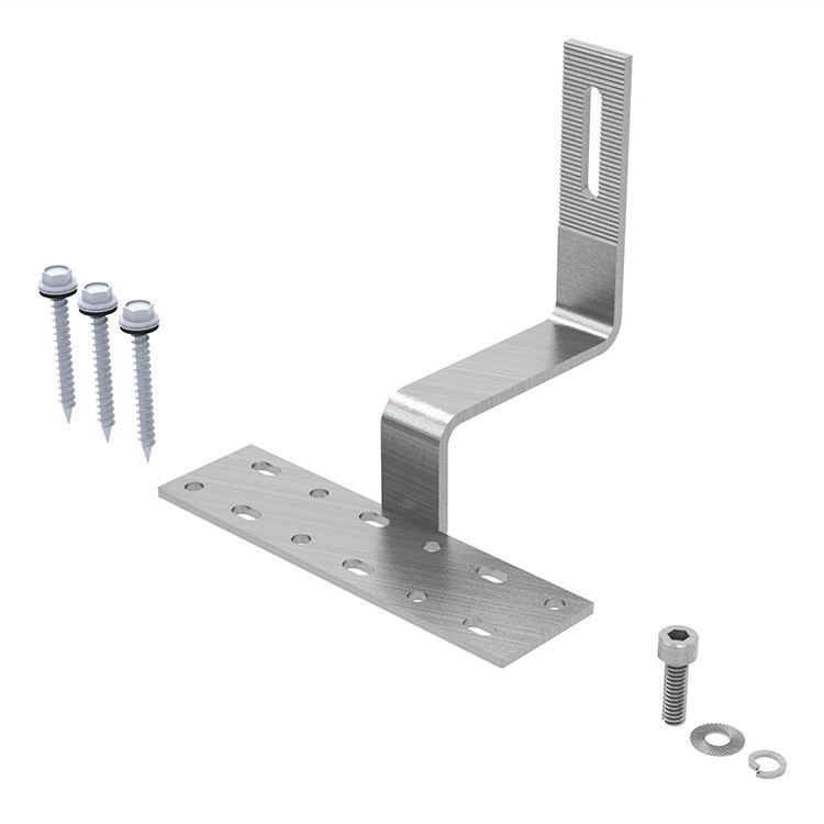 Stainless Steel Solar Roof Mounting Hook Manufacturers, Stainless Steel Solar Roof Mounting Hook Factory, Supply Stainless Steel Solar Roof Mounting Hook